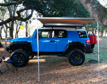Vehicle Tents Awnings